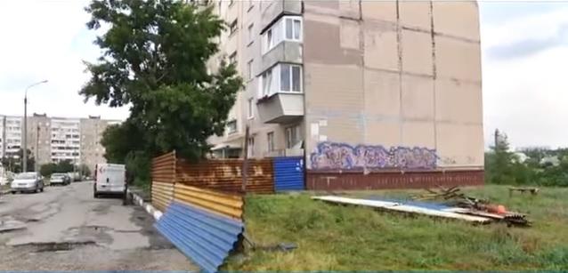В Запорожье разразился скандал вокруг строительства новой девятиэтажки