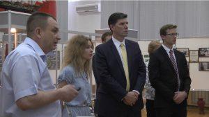 Запорожскую АЭС посетил президент «Энергоатома» и заместитель Министра энергетики США