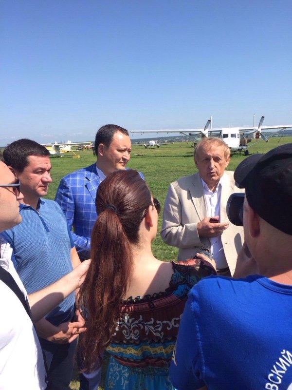 Брыль призвал правительство повернуться лицом к авиастроению