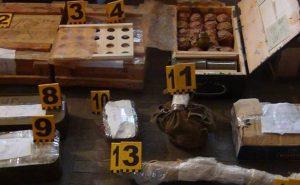 В Бердянске вор сдал полиции склад с оружием, который он перед этим ограбил - ФОТО