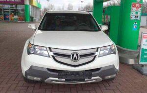 У начальника криминальной полиции Бердянска угнали автомобиль стоимостью 70 тысяч долларов