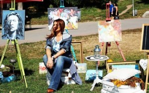 Нарисуй жизнь: В Запорожье откроется арт-студия для онкобольных детей