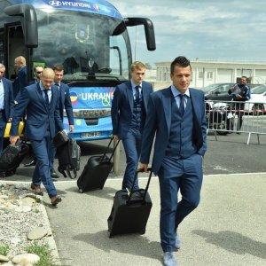 СМИ: Уже сегодня ночью украинская сборная прилетит в