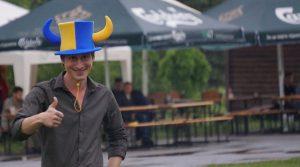 Фан-зона в день матча сборной Украины: ливень и отчаянные болельщики
