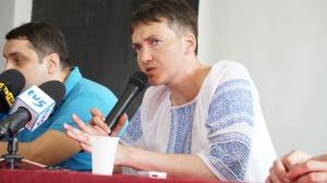 Савченко хочет жить в стране без президента