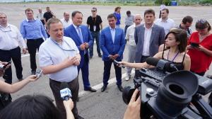 В запорожском аэропорту появилось европейское оборудование - власть в ожидании инвестора