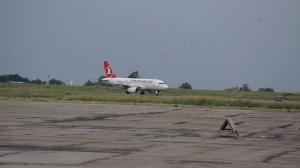 В запорожском аэропорту начнут реконструкцию сектора для внутренних авиалиний