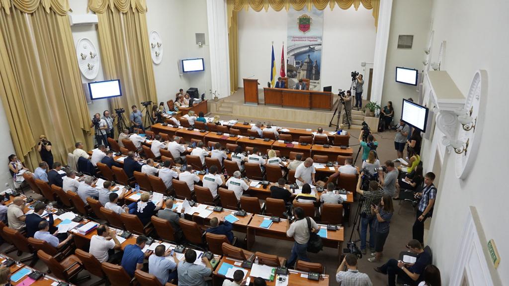 Цифра дня: 11 часов - столько длилась седьмая сессия Запорожского горсовета