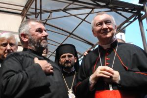 В Запорожье представили членов комитета «Папа для Украины»