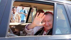 В Запорожье в связи с приездом ватиканского кардинала перекроют движение транспорта