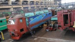 В июле «Запорожский электровозоремонтный завод» может остановить производство