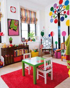 В Запорожье создадут игровую комнату для детей переселенцев