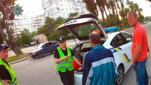 Выпивший запорожец заплатит штраф за то, что едва не попал под колеса авто
