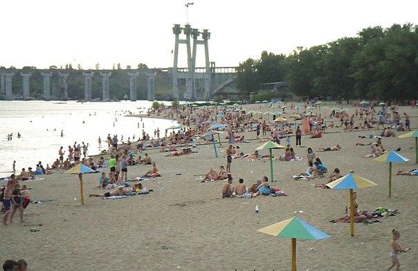 Минздрав Украины обнародовал перечень опасных мест для купания: в списке два запорожских пляжа