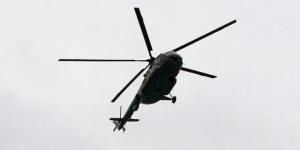 В Харьковской области во время тренировочного полета упал вертолет с запорожскими пилотами