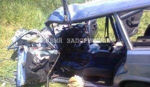 В сети появились фото смертельной аварии на трассе