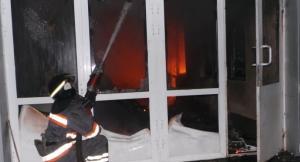 В ГСЧС озвучили результаты предварительного расследования пожара в торговом центре Бердянска (ОБНОВЛЕНО)