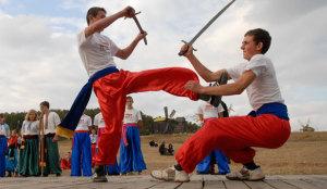 День в истории: Восемь лет назад украинский рукопашный бой