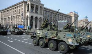 В Киеве состоится военный парад