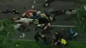 Теракт в Ницце: 77 жертв, еще 42 человека в критическом состоянии