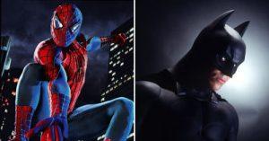 Бэтмен и Человек-паук зовут маленьких запорожцев на Детский день