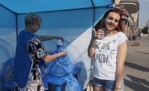 Завтра в Запорожье заработают 9 пунктов с бесплатной питьевой водой - адреса