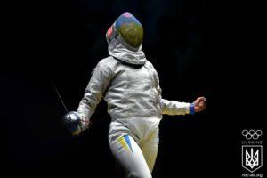 «Серебряная» победа украинских саблисток в фотографиях