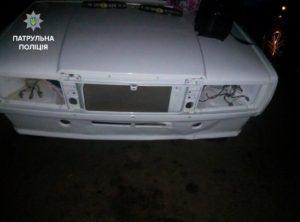 У запорожца угнали автомобиль с платной стоянки - ФОТО