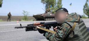 В Запорожье солдат выстрелил из автомата в голову своему сослуживцу