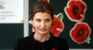 Завтра первая леди Украины посетит в Запорожье две школы