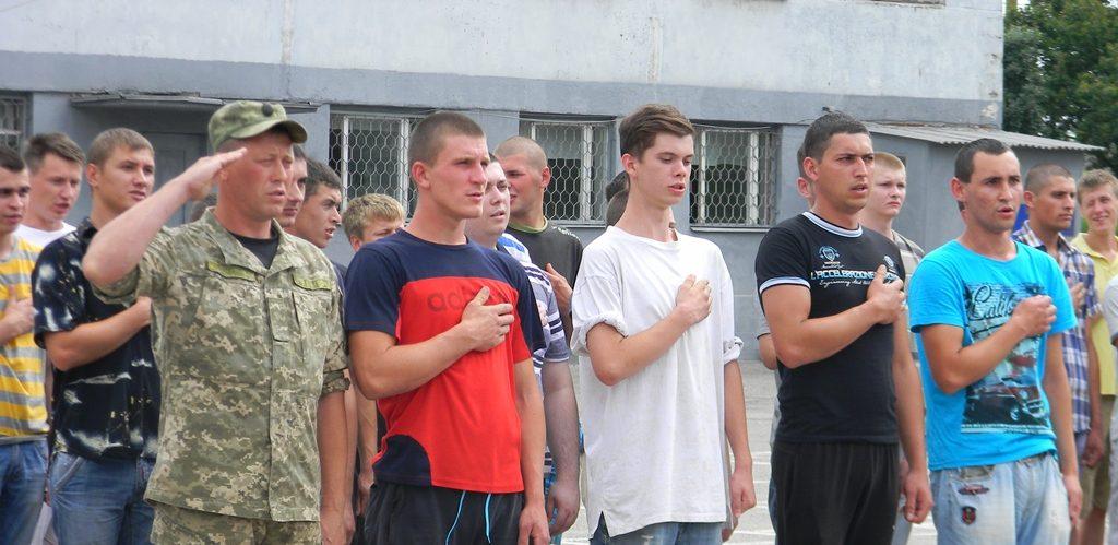В Запорожье началась подготовка к осеннему призыву на срочную службу - ФОТО