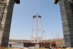 Отчет о строительстве мостов Брыль получит в начале весны