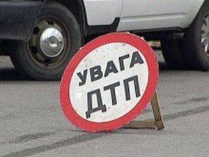 В Запорожской области легковушка столкнулась с мотоциклом - ФОТО