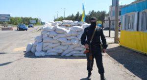 На блокпосту в Запорожской области житель Северодонецка напал на полицейского
