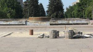 У Запоріжжі планують реконструкцію площі Фестивальної за 100 мільйонів