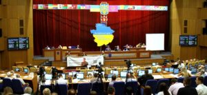 Депутаты областного совета на неопределенный срок ушли на перерыв