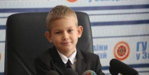 3-классник из Мелитополя стал участником спецпроекта о героических поступках - ВИДЕО