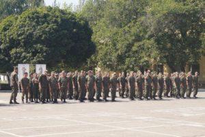 Самардак наградит полковников воинской части