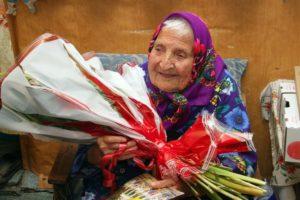 Жительница Запорожской области отметила 100-летний юбилей