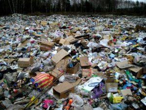 Запорожье под угрозой мусорного коллапса