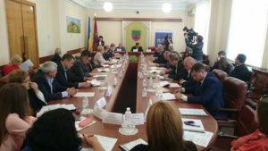 Выборы, децентрализация и бюджет - о чем сегодня говорили члены Ассоциации городов Украины