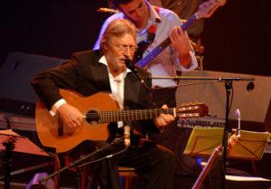 В Запорожье выступит известный бельгийский гитарист Френсис Гойя