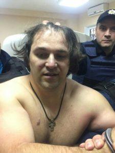 В Днепре поймали убийцу патрульных полицейских