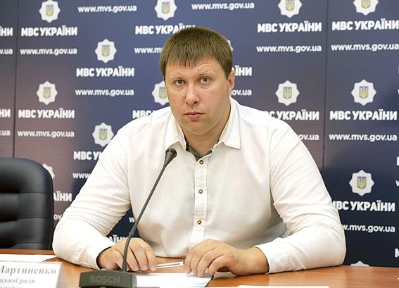 Советник министра МВД создаст в Запорожье рабочую группу