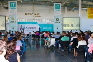Депутат горсовета заявил, что выступление Черняка на IT-Forum - это издевательство над горожанами