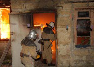 В Запорожье во время ликвидации пожара нашли тело