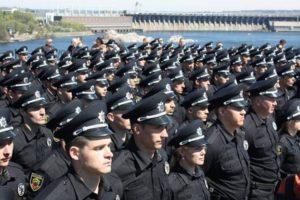 Запорожцы стали меньше доверять полицейским