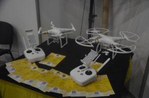 Запорожцам показали беспилотные автомобили, роботы и дроны - ФОТО