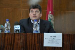 Владимир Буряк рассказал о бюджете Запорожья на 2017 год