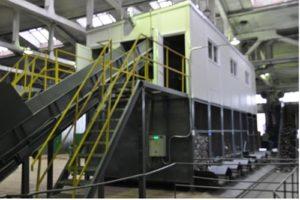 В Энергодаре купили оборудование для сортировки мусора почти за 5 миллионов гривен